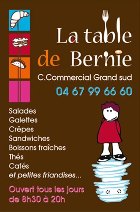 Carte De Visite Et Menu Restaurant